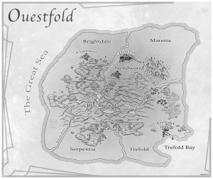 The Interior Map of Ouestfold Copyright (c) 2014 Devin Night, www.immortalnights.com
