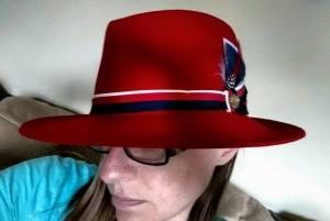 Agent Carter Hat