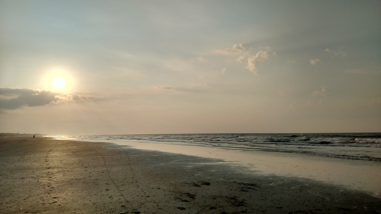 Morning on the Isle of Palms